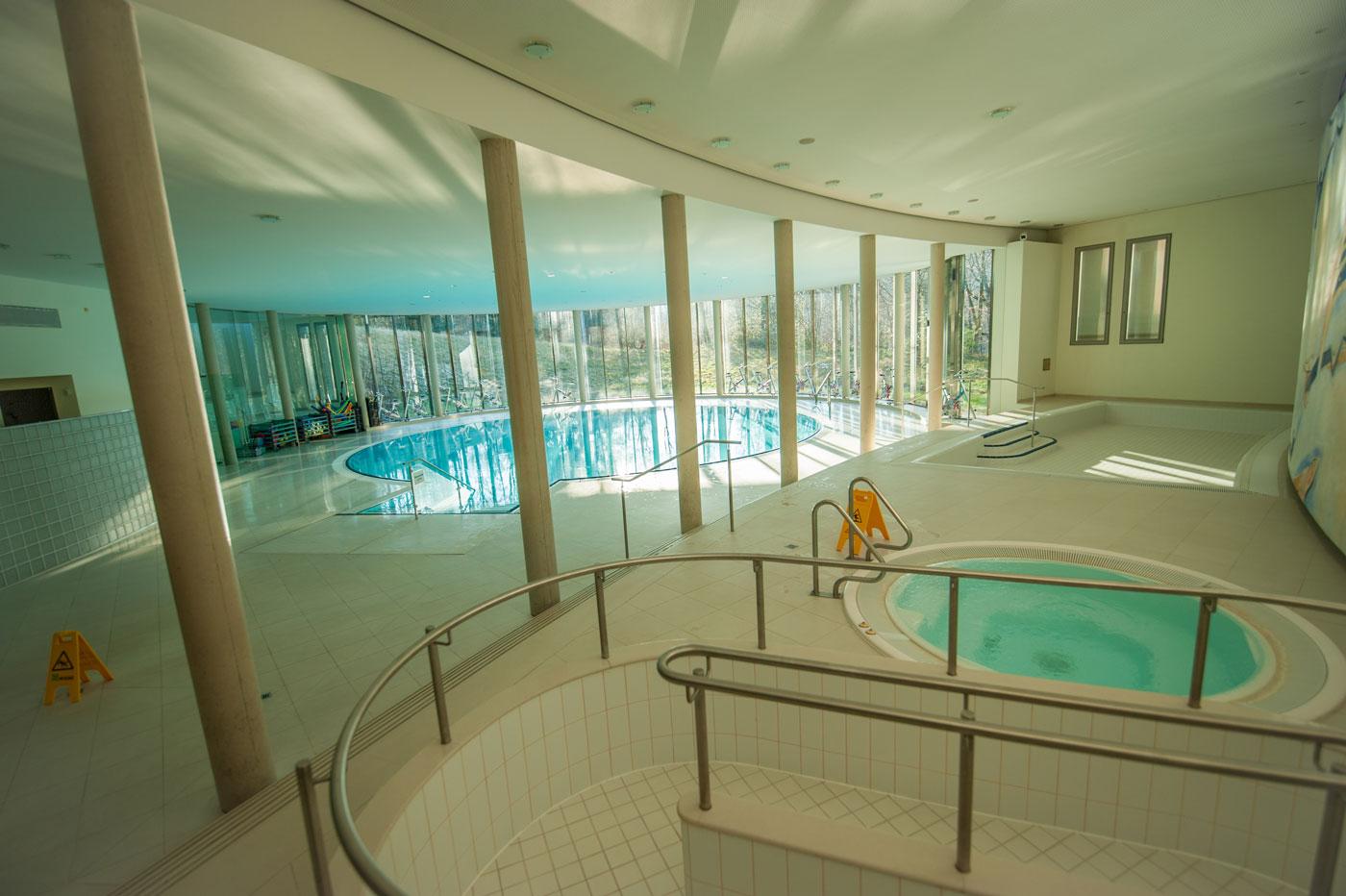 Schwimmbad der Albtal Schwimmschule